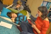 Montessori Grundschule Hangelsberg_Vorlesetag 2015_28