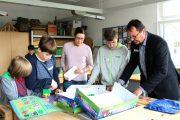 Montessori Grundschule Hangelsberg_Regionaltour Schule der E.DIS AG 2017_1